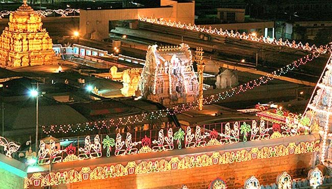 Choices to consider before choosing tour packages to Tirupati