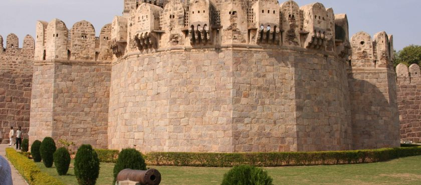 Golconda an extraordinary palace in Hyderabad